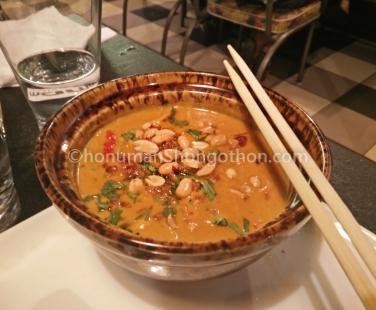 Chiang Mai Train Noodles